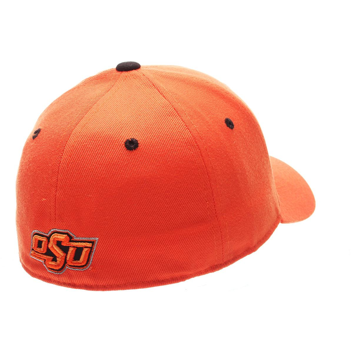 ZEPHYR-MEN-039-S-OKLAHOMA-STATE-COWBOYS-DHS-ZWOOL-FITTED-HAT thumbnail 5