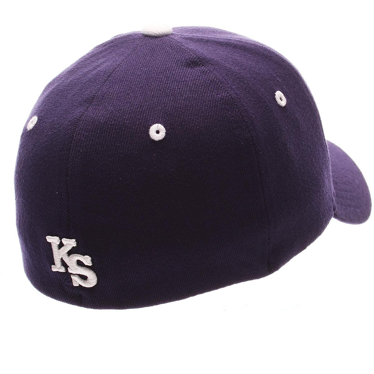 5fedd27b Kansas State Wildcats Official NCAA ZHS X-small Hat Cap by Zephyr ...