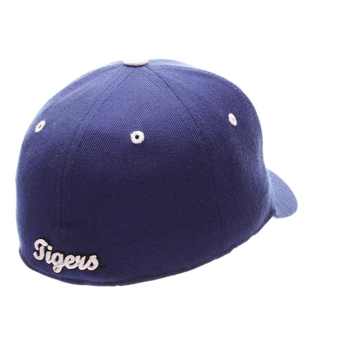 Zephyr-Men-039-s-Memphis-Tigers-DHS-Zwool-Fitted-Hat thumbnail 4