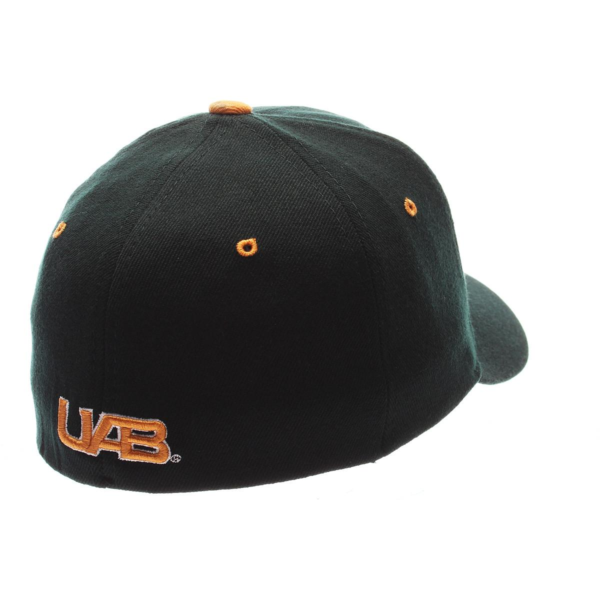 Zephyr-Men-039-s-UAB-Blazers-ZHS-Zwool-Stretch-Fit-Hat thumbnail 5