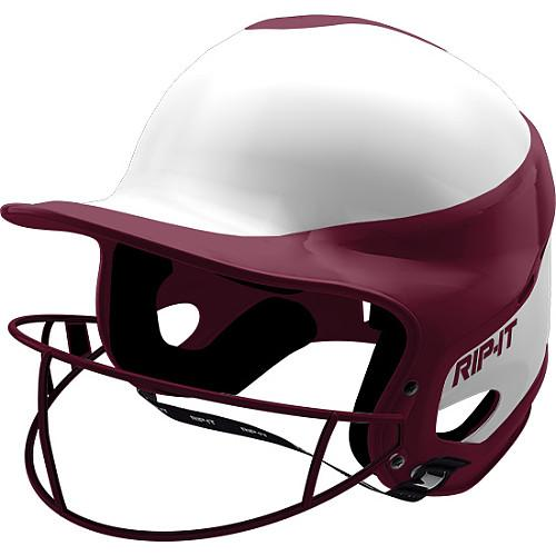 RIP-IT PRO VISION PRO RIP-IT HOME SOFTBALL BATTING HELMET 35c4f1