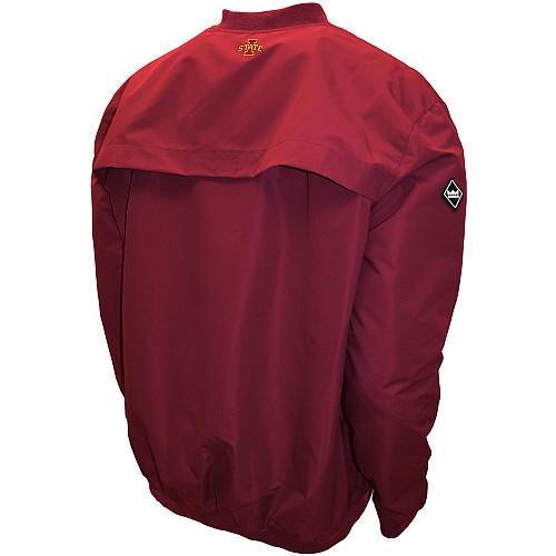 Franchise-Cub-MTC-Iowa-State-Cyclones-Men-039-s-Members-Windshell-Pullover-Jacket thumbnail 4
