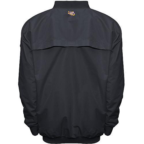 Franchise-Cub-MTC-LSU-Tigers-Men-039-s-Members-Windshell-Pullover-Jacket thumbnail 4