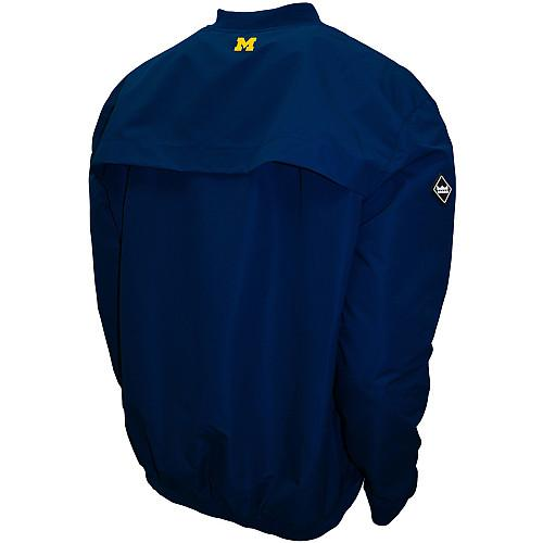 Franchise-Cub-MTC-Michigan-Wolverines-Men-039-s-Members-Windshell-Pullover-Jacket thumbnail 6