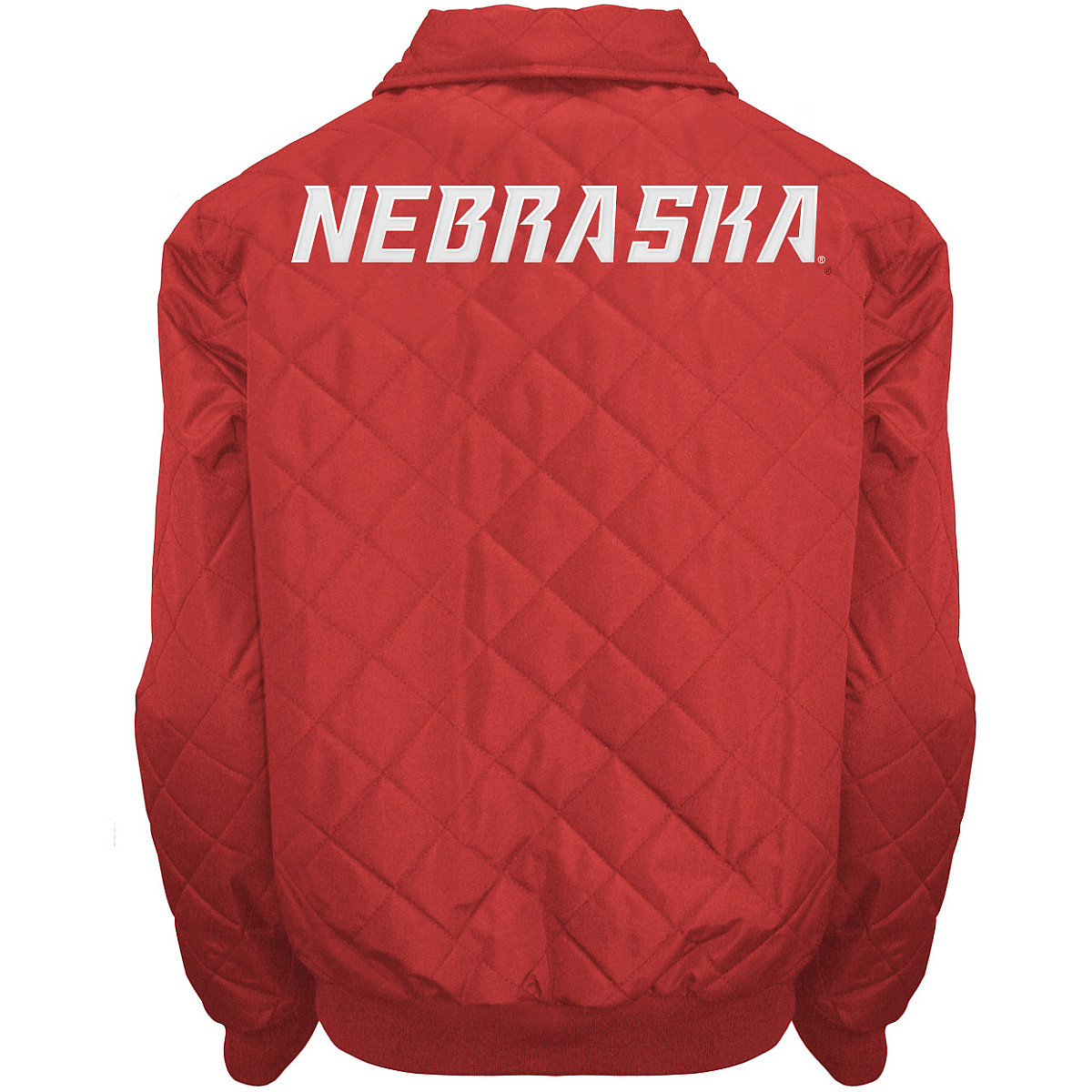 Franchise-Cub-MTC-Nebraska-Cornhuskers-Men-039-s-Clima-Full-Zip-Windshell-Jacket thumbnail 4