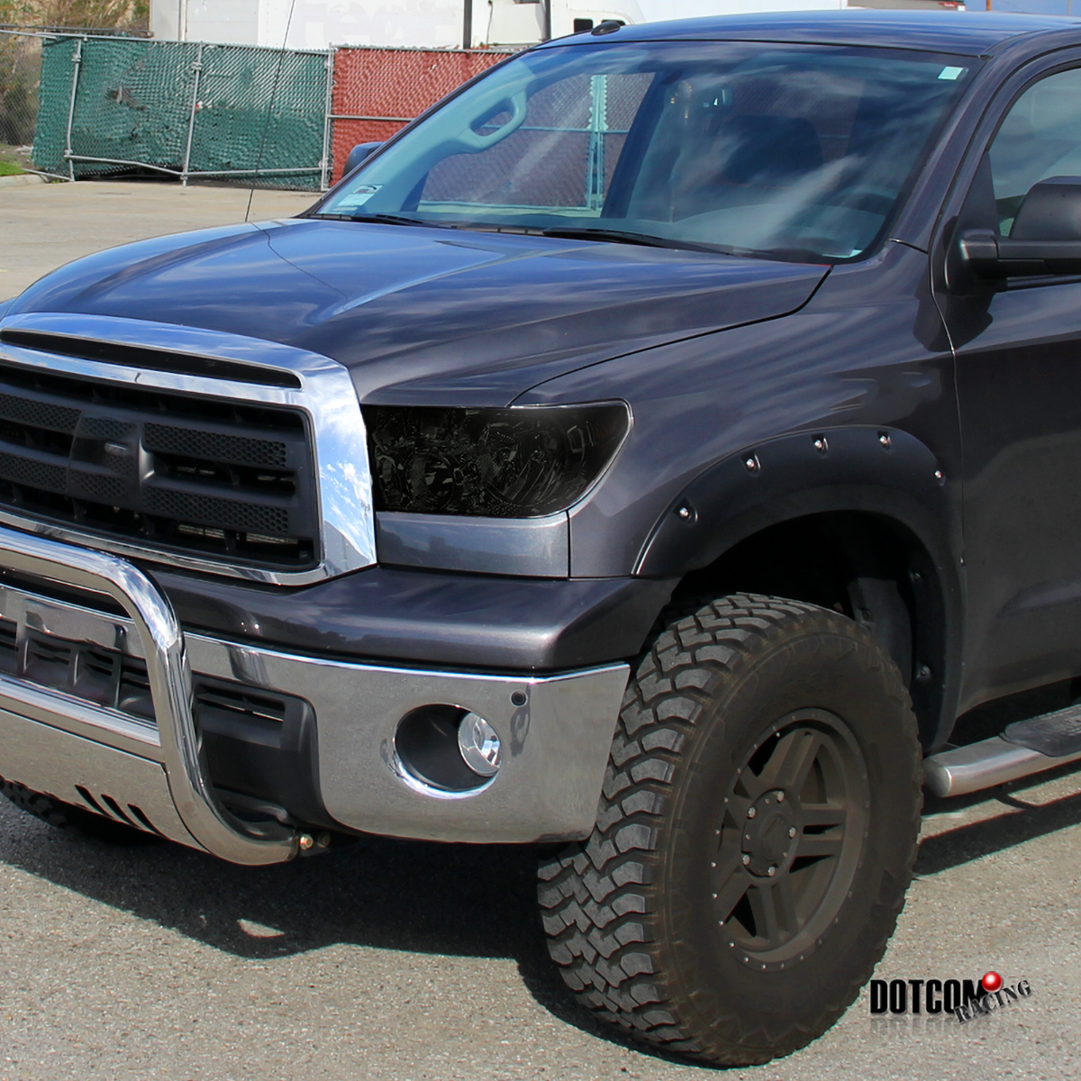 Toyota Sequoia Windshield Replacement Cost: For Toyota 07-13 Tundra 2008-2014 Sequoia JDM Smoke Lens