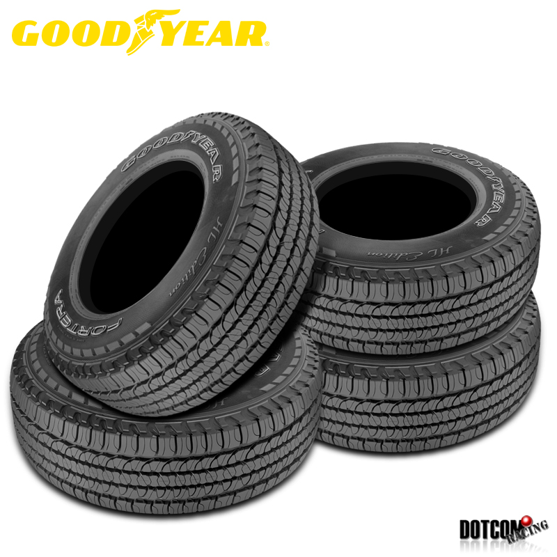265//50R20 107T Goodyear Fortera HL Radial Tire