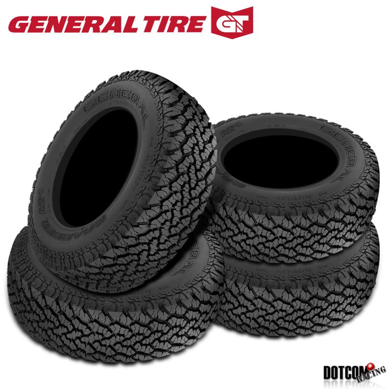 305//50R20 120T General Grabber AT2 Radial Tire