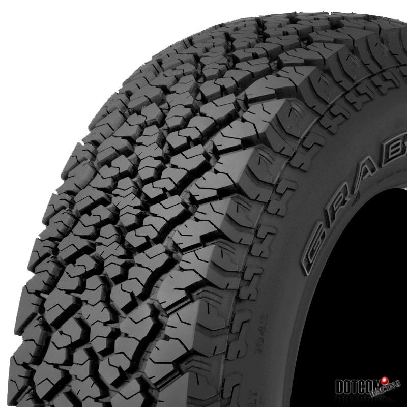 255//70R16 111S General Grabber AT2 Radial Tire