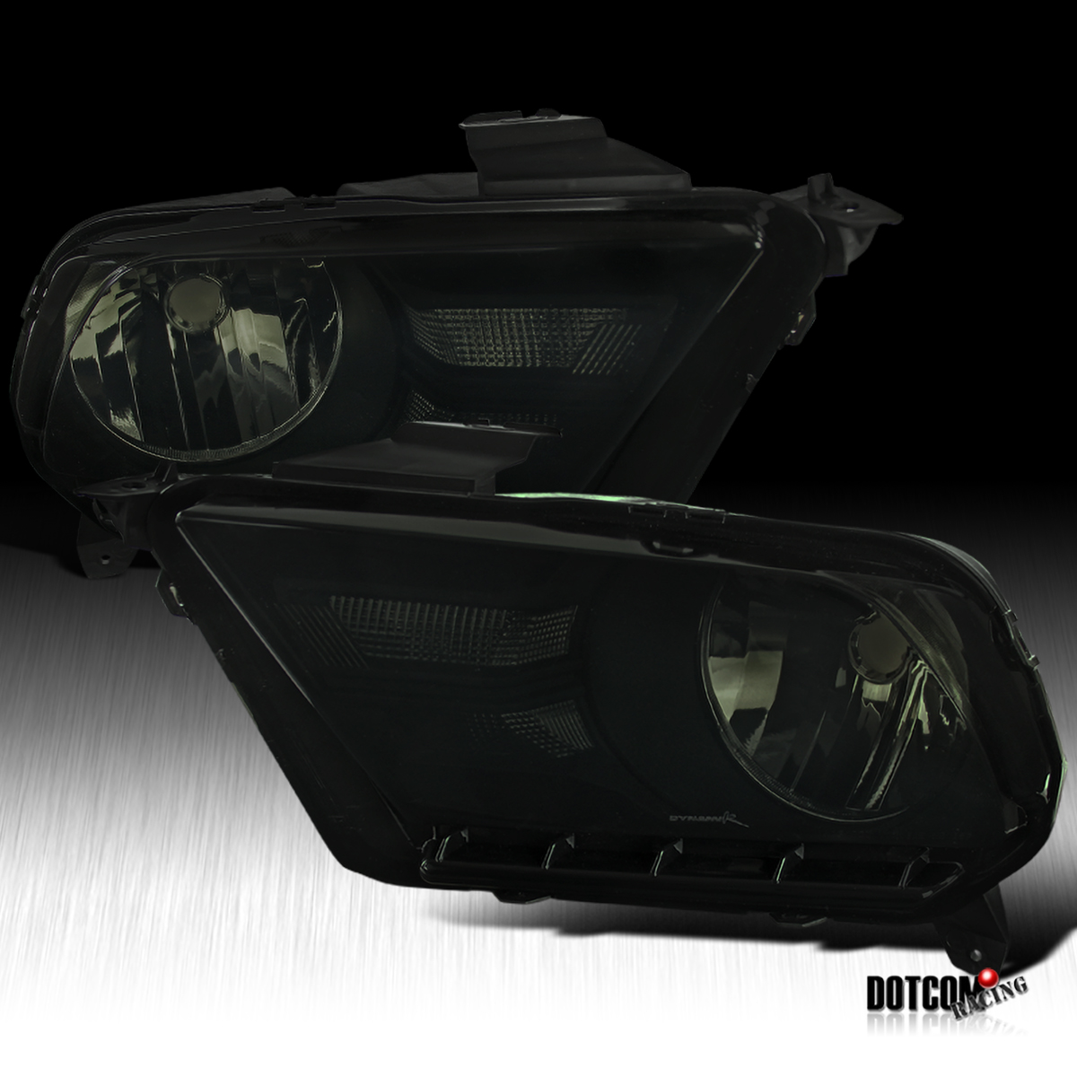 FOR 2010-2014 FORD MUSTANG FACTORY STYLE DRIVING HEADLIGHT LAMP ASSEMBLY LEFT