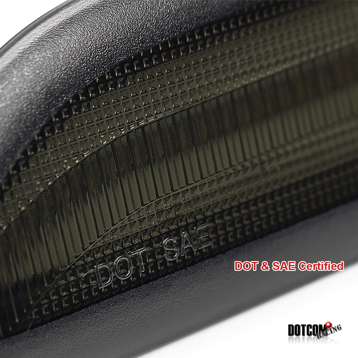 Details about 2012-2014 Mercedes W204 C-Class Smoke Lens Amber SMD LED Side  Marker Lights Pair