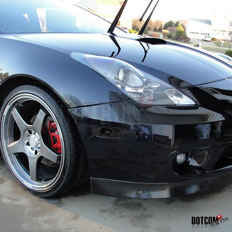 Toyota Celica Coupe 1600 Gt: For 00-05 Toyota Celica GT Black Bumper Marker Lights