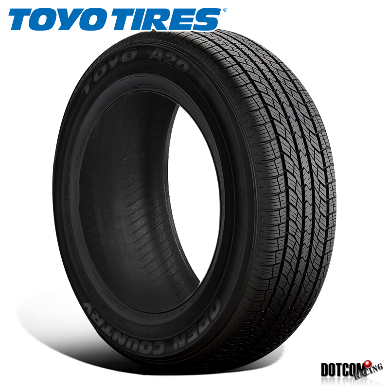 Open Country Tires >> Details About 1 X New Toyo Open Country A20 235 55r18 99h Tires