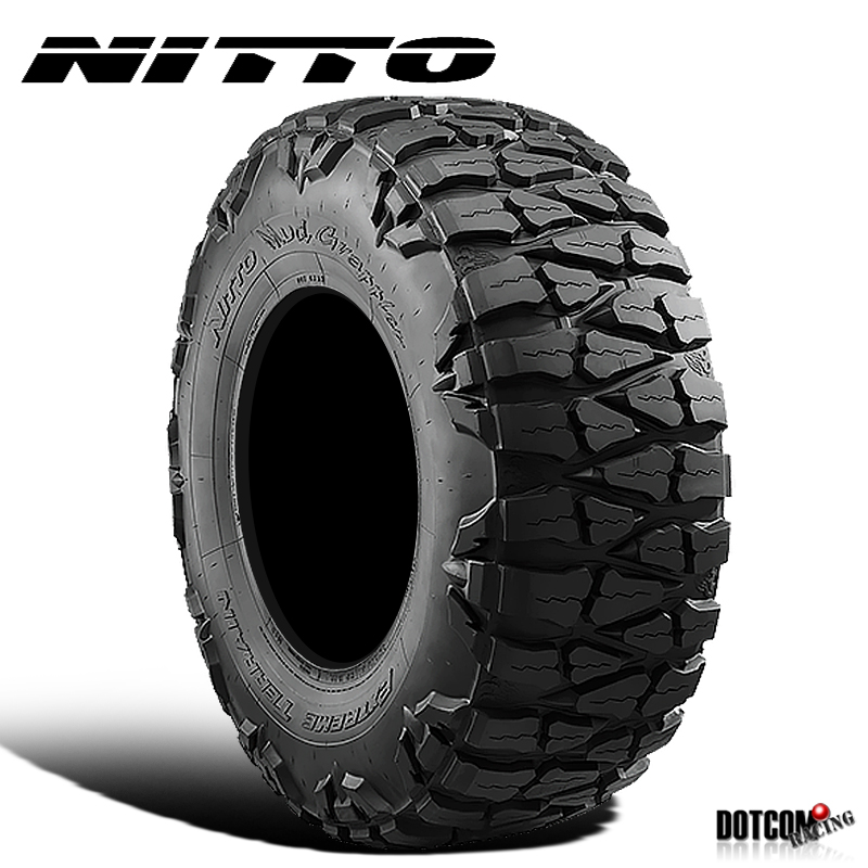 Nitto Off Road Tires >> 1 X New Nitto Mud Grappler X Terra 33 12 5 17 120q Off Road