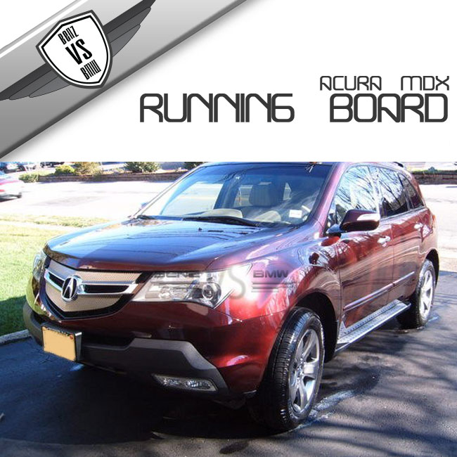 Fits 07 08 09 07-09 Acura MDX OE FACTORY Style Running