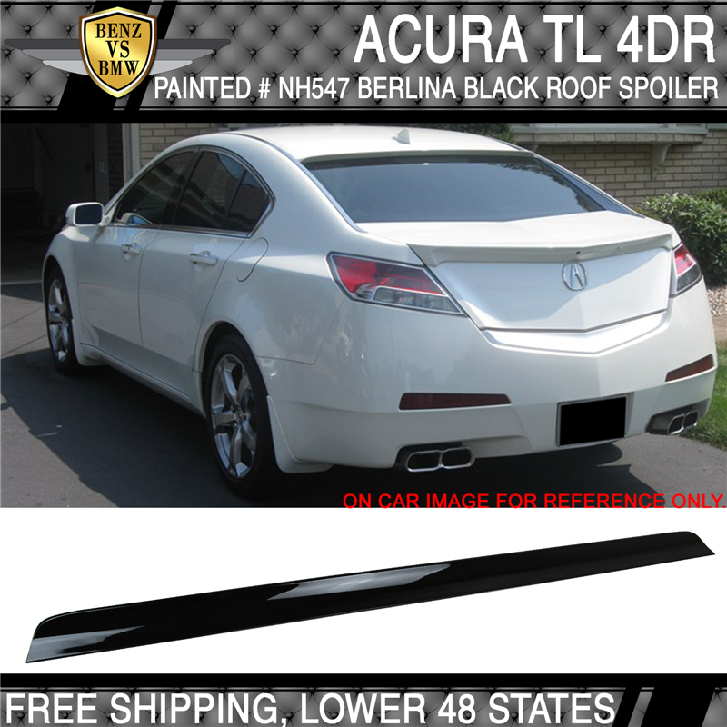 USA Stock 09-14 Acura TL 4th 4Dr 4D Sedan Rear Window Roof