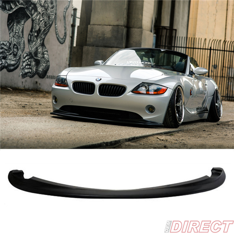 For 02 05 Bmw E85 Z4 Coupe Roadster H Style Front Bumper