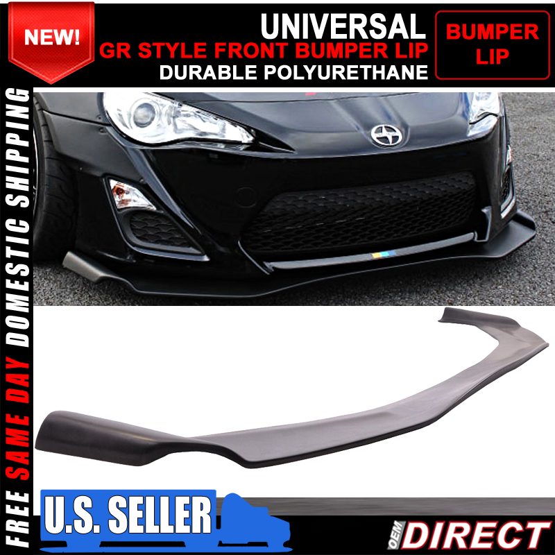Blf Sfrs Gr Pu Universal Wpc on Honda Civic Front Bumper Part Number