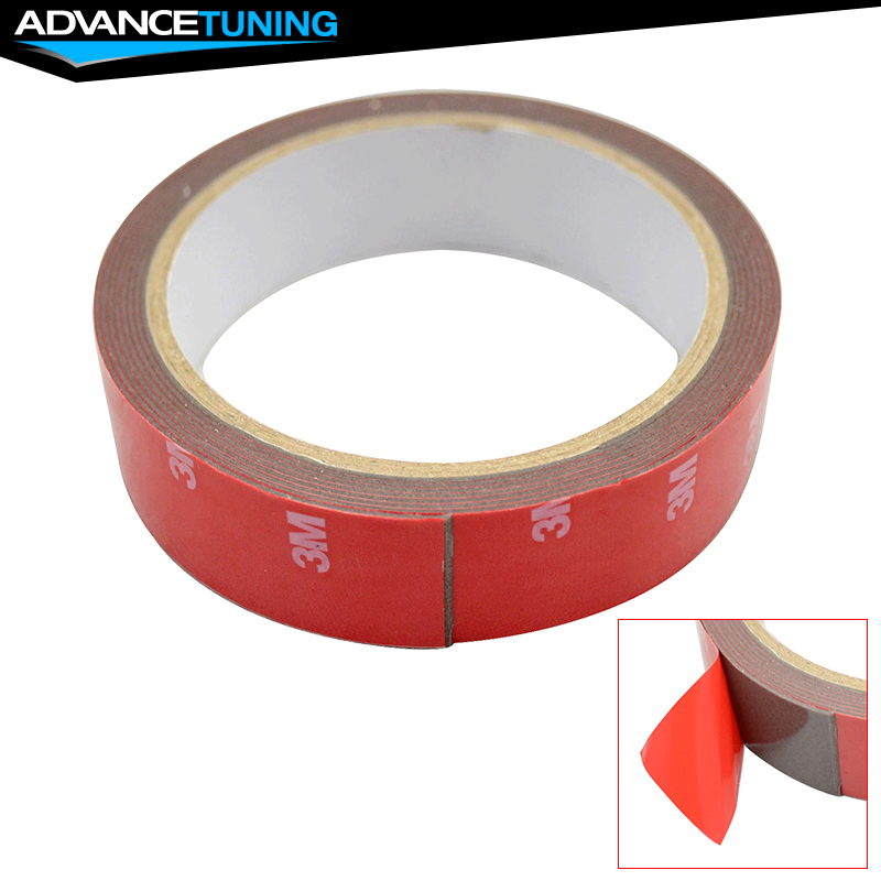 2 Rolls 3m Automotive Acrylic Plus Double Sided Attachment Tape Car Auto Truck