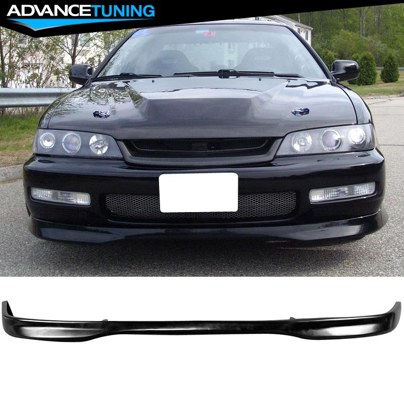 Fits 96-97 Honda Accord T-R Style PP Front Bumper Lip Spoiler