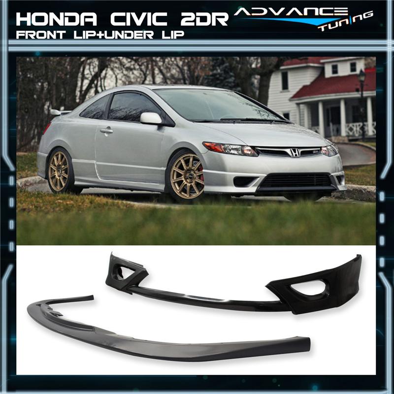 Body Kits Vicrez Ducktail Rear Wing Spoiler vz100564 for Honda ...