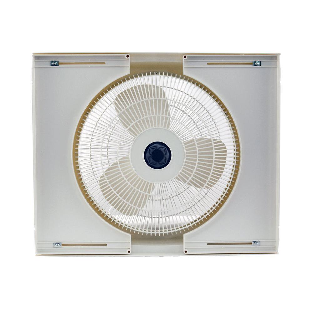 air king 9155 16 storm guard window fan for 9100 series industrial rh ebay com Basement Window Fan Air King Storm Guard