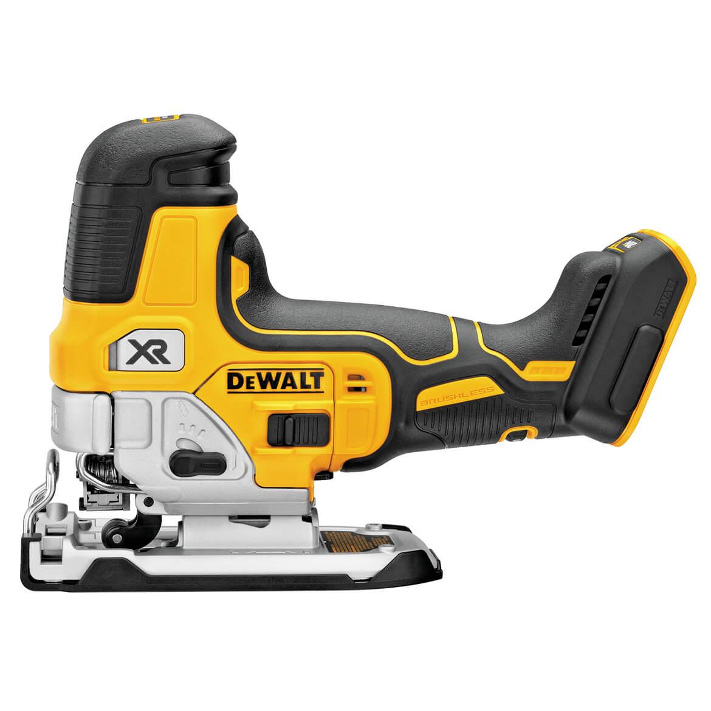 BARE OUTIL DeWALT DCS335B 20 volts 1 pouces sans balai Canon Grip Jig Saw