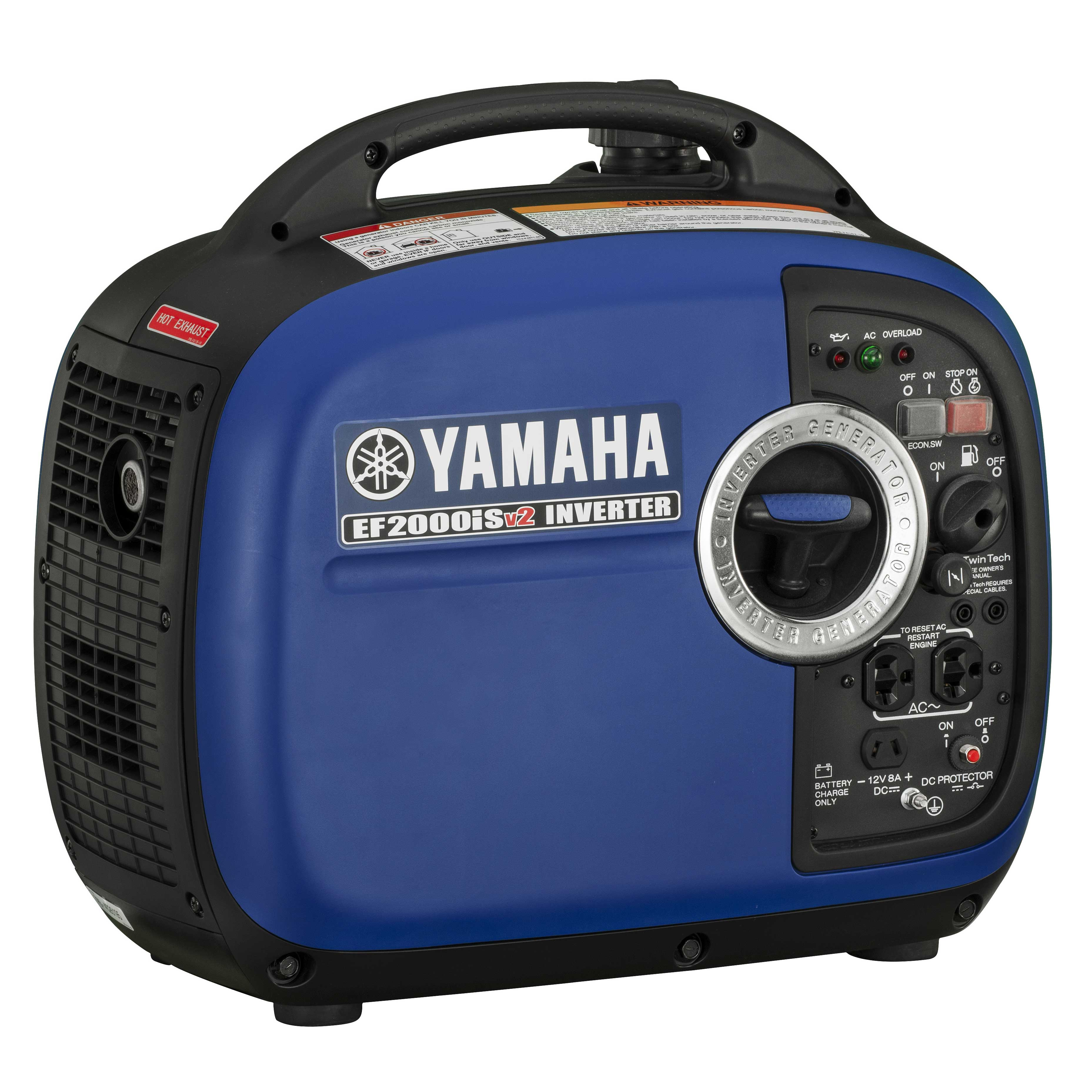 Yamaha Inverter Vs Honda