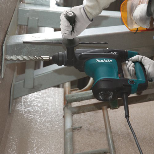 Makita 8.2 Amp 1-1/4 in. Corded SDS-Plus ... - The Home Depot