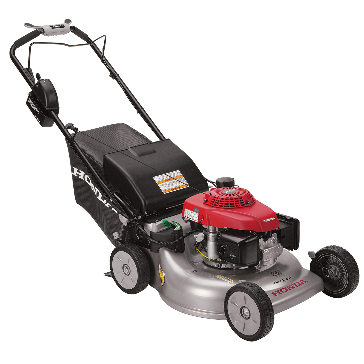 Honda 21'' 3-in-1 Self Propelled Electric Start Lawn Mower Lawnmower-  HRR216VLA