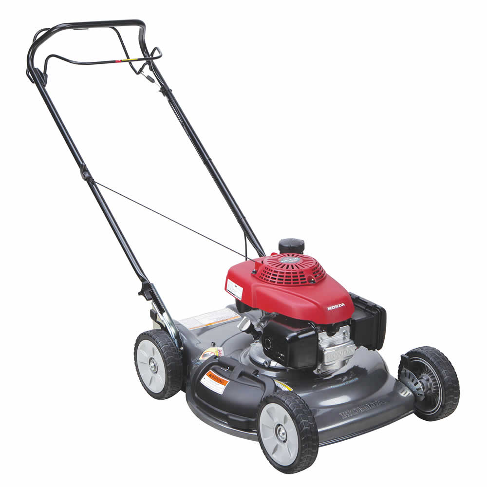 Honda 21'' Self Push Side Discharge Gas Push Lawn Mower Lawnmower -  HRS2166PKA