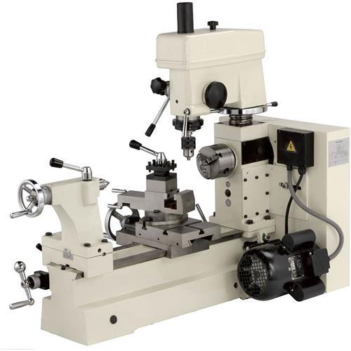 Shop Fox M1018 Small Combo Lathe/Mill W/ Builtin Rotating
