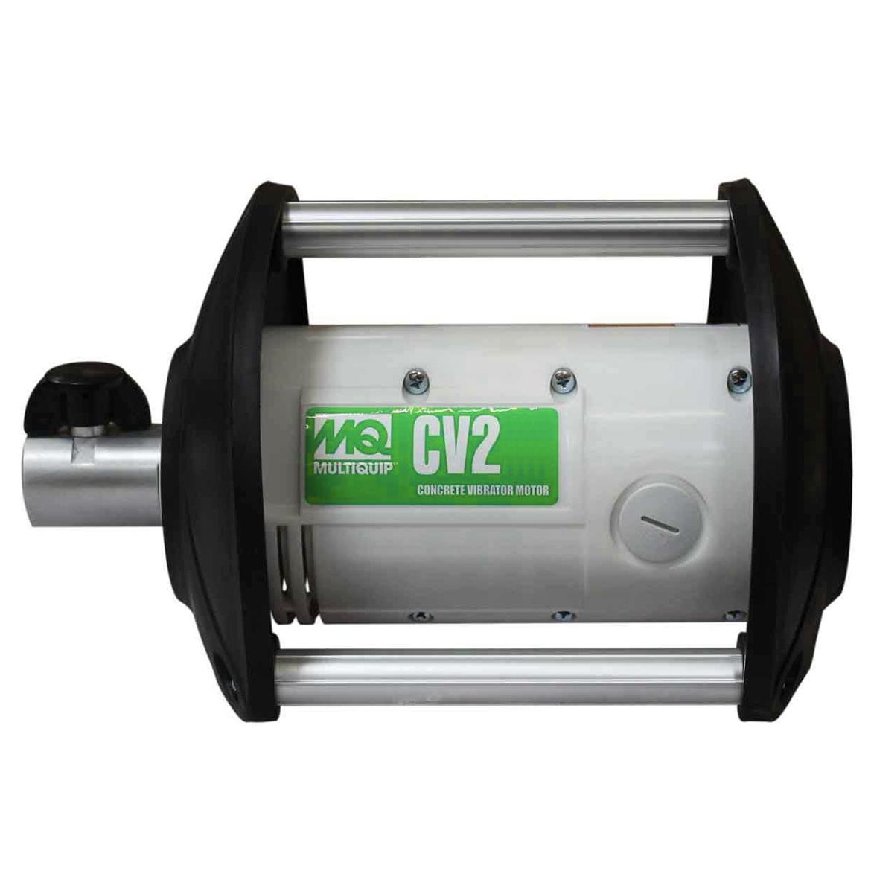 Details about Multiquip CV2E 2 HP 230-Volt 7.5 Amp Flex-Shaft Electric  Drive Motor