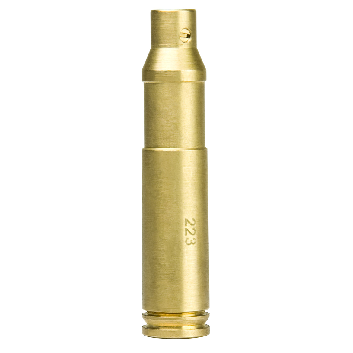 Details about NcStar TLZ223  223 Remington Brass Cartridge Red Laser Bore  Sighter