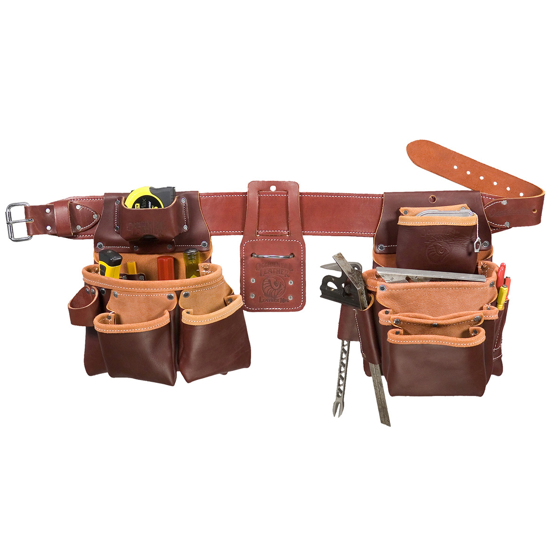 Occidental Leather 5089LHM Left Hand Pro Framer Framing Tool Bag ...