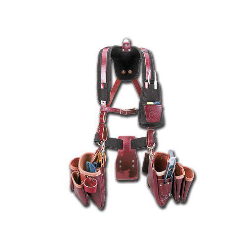 Occidental Leather 5093 Stronghold Beltless Six Bag Framer Framing ...