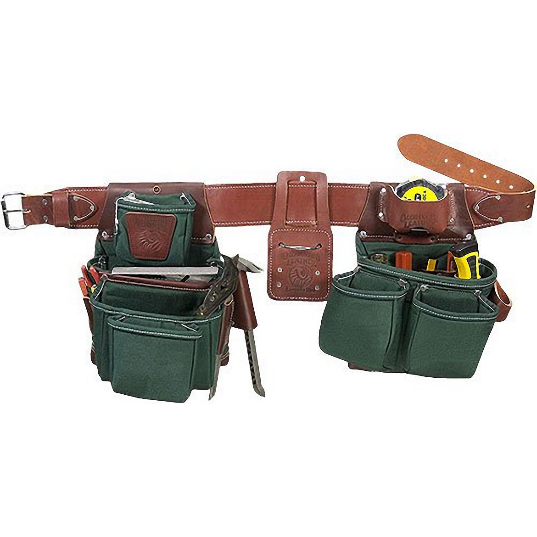 Occidental Leather 8089LG OxyLights Framer Framing Tool Bag Belt ...