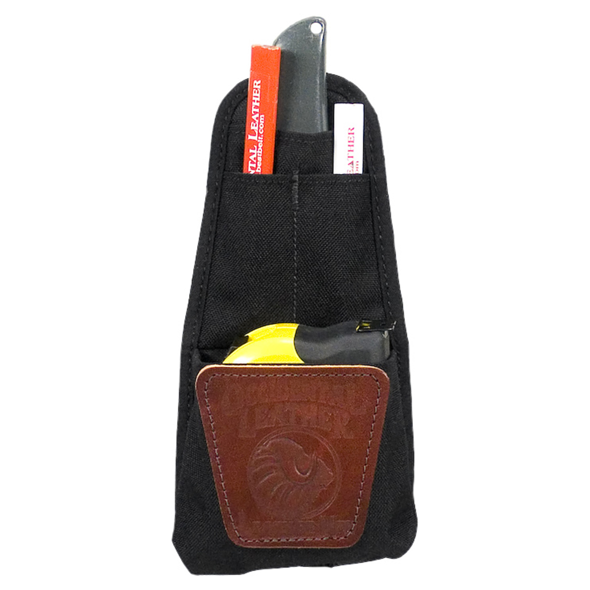 394c54c72d7 Details about Occidental Leather 8505 Clip-On 4 Pocket Tool Holder Organizer