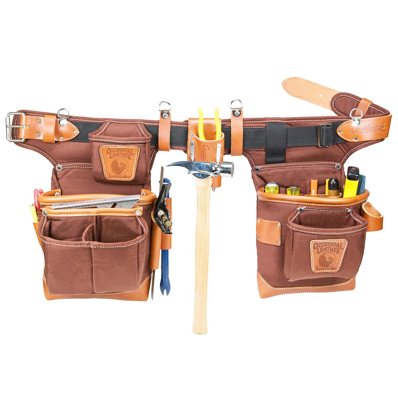 occidental leather 9855 adjust to fit fatlip carpenters
