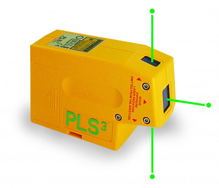 Pacific Laser Systems Pls 3g Green Plumb Level Point