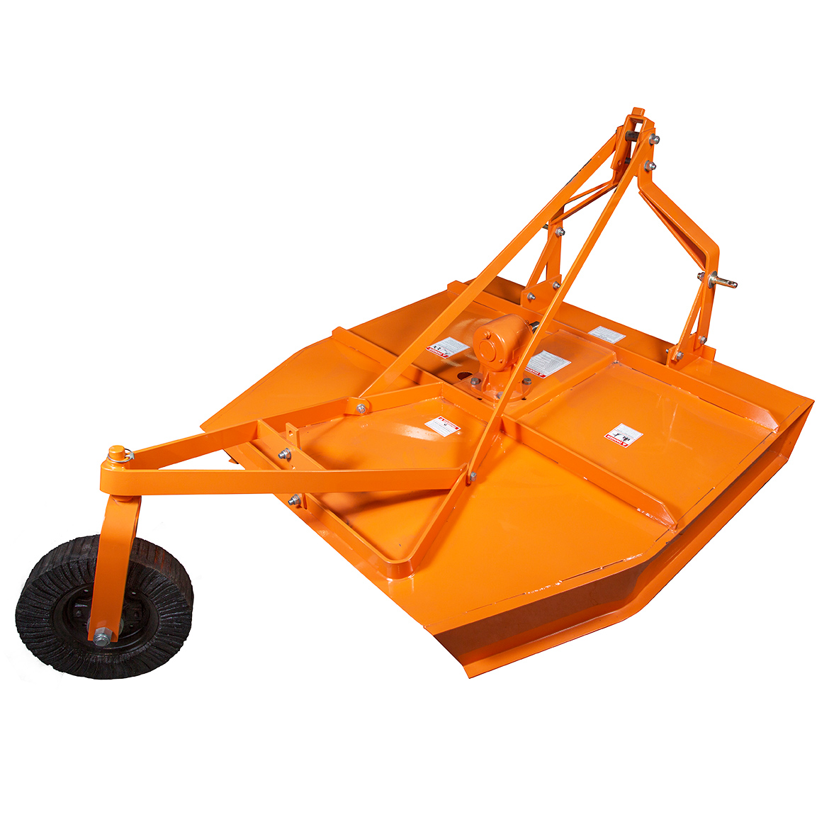 08a2a3228b0 Details about Power King PK1604 12 GA Shielded PTO C-Channel Design Rough  Cut Rotary Mower