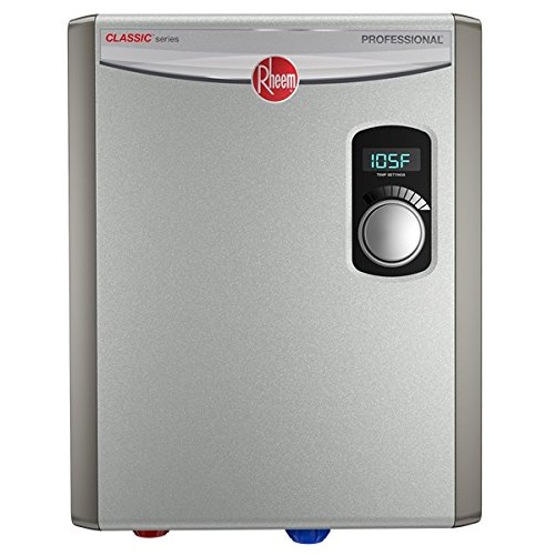 Rheem RTEX-13 240-Volt 1-Chamber 13kW Electric Tankless Water Heater