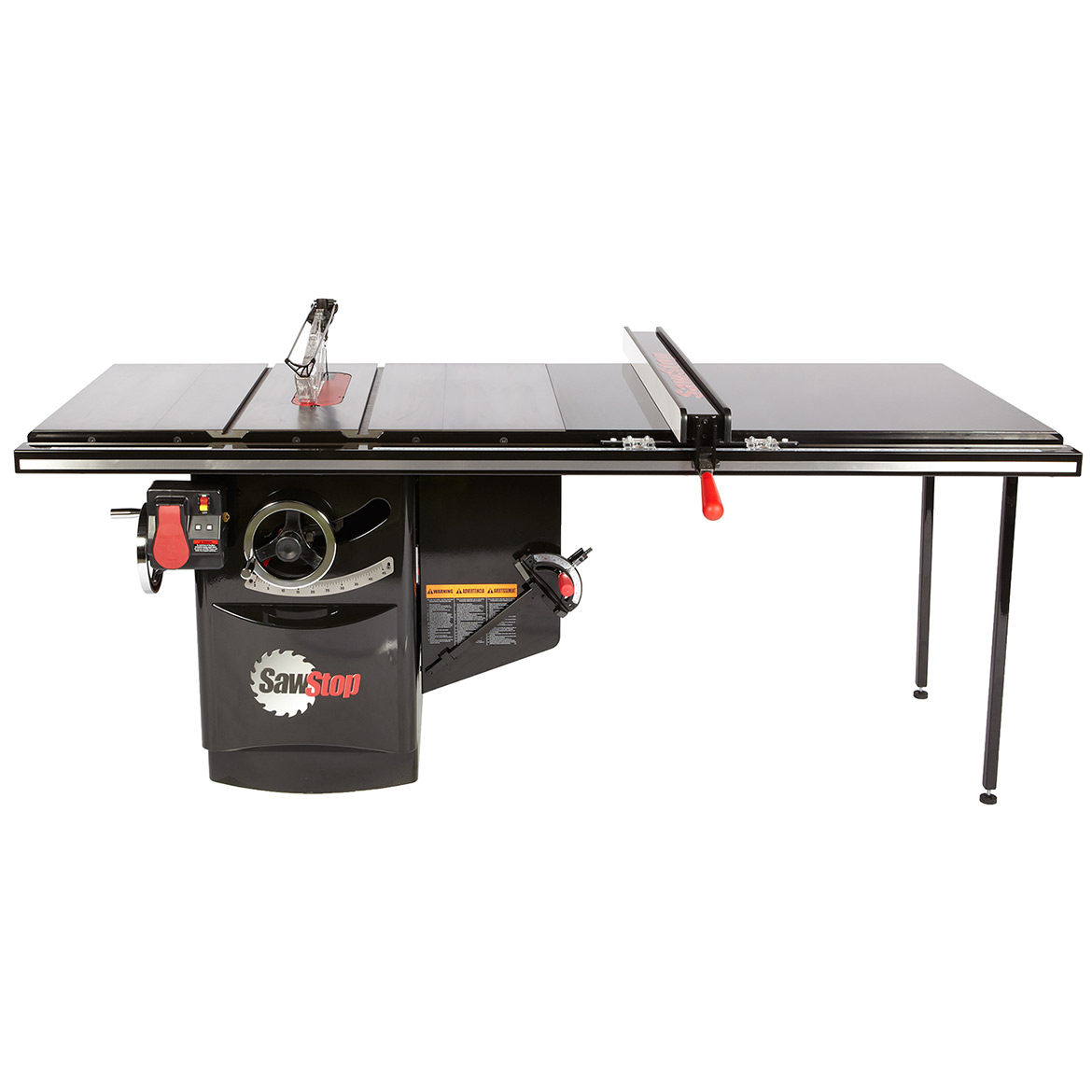 SawStop PCS31230-TGP252 220-Volt 52-Inch Professional T-Glide cabinet Table Saw