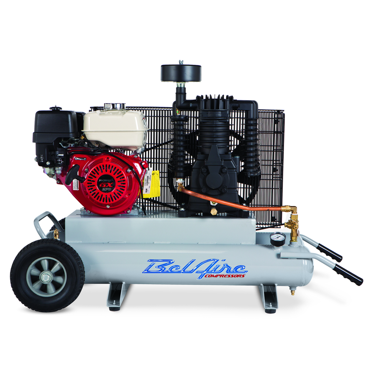 BelAire TH908 9-HP 2x5-Gallon Portable Gas Powered