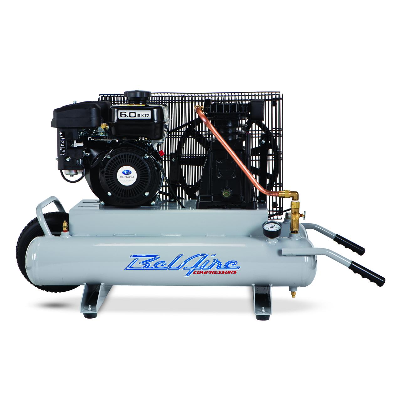 BelAire TR6030 6-HP 2x4-Gallon Portable Gas Powered
