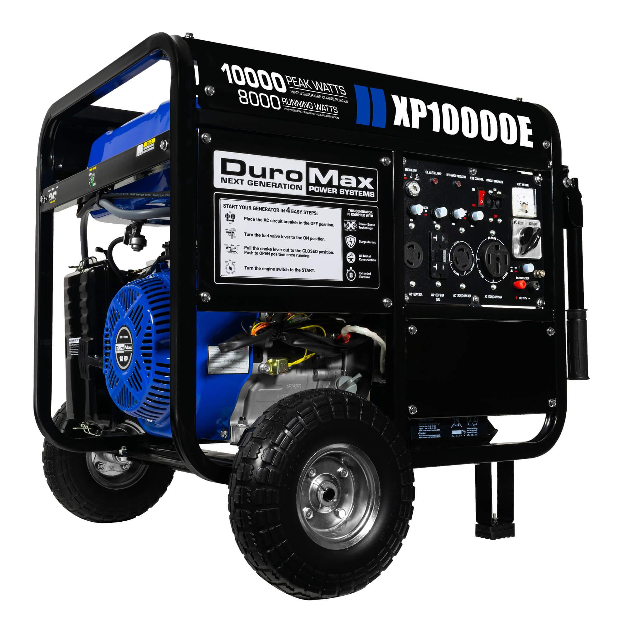 Duromax 10000 Watt 18hp Portable Gas Electric Start Generator Rv Trailer Coupler Parts Diagram Http Wwwebaycom Itm Freedompivot Home Standby
