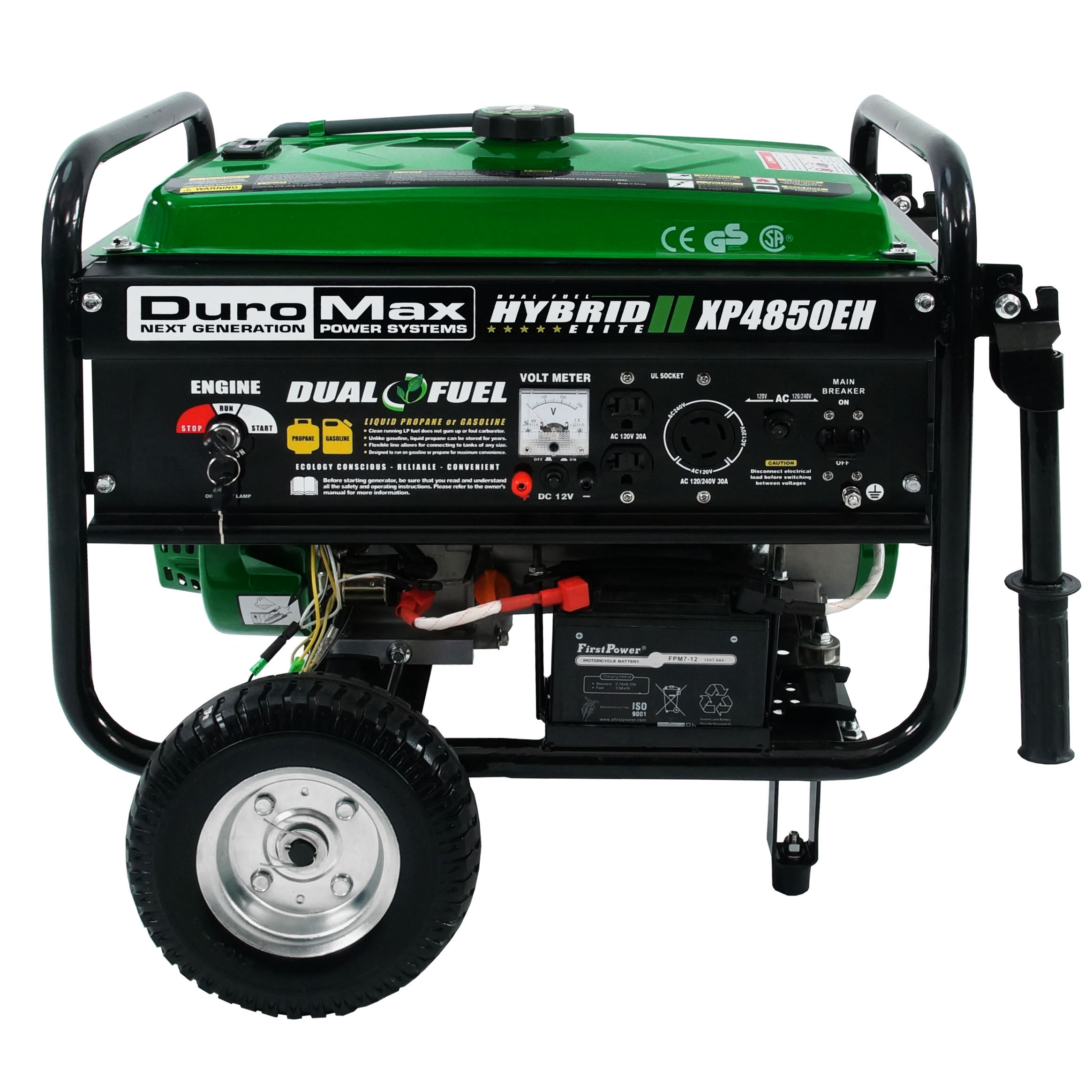 xp4850eh_2_edt duromax xp4850eh hybrid portable dual fuel propane gas camping  at readyjetset.co