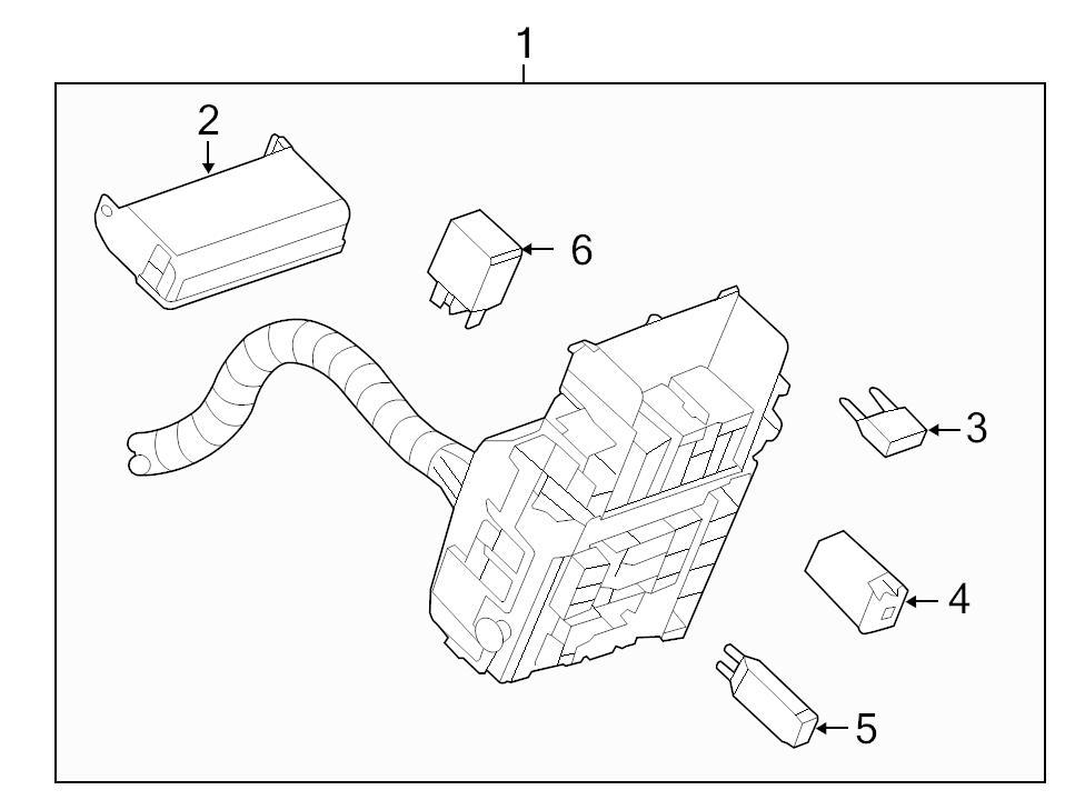 Identifed In Schematic If Applicable: Fuse Box Diagram Buick Verano 2013 At Daniellemon.com