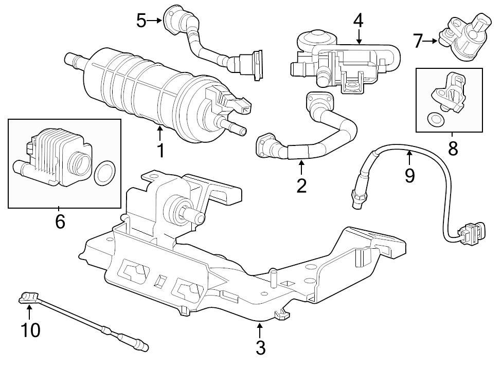 Gm Evap System Diagram