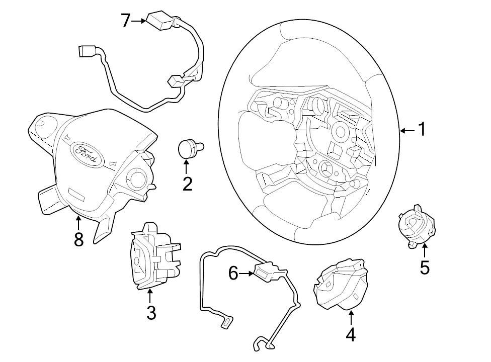 Ford Escape Wiring Harness Diagram